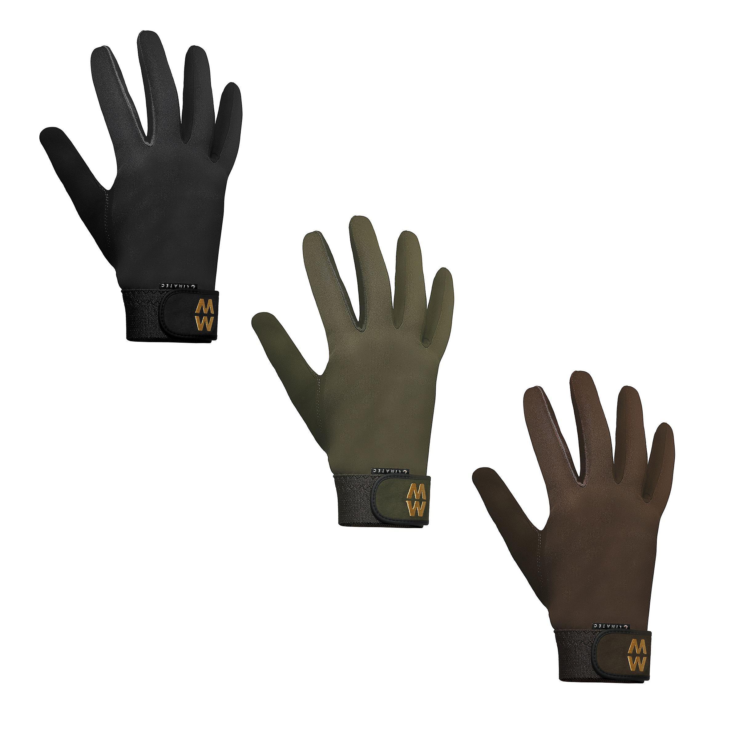 Macwet Handschuhe Climatec lange Manschette - Grip bei allen Bedingungen Golf Bogenschießen