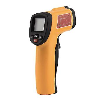 Digital Infrared Thermometer Non-contact Lcd Ir Laser Temperature Tester Gun