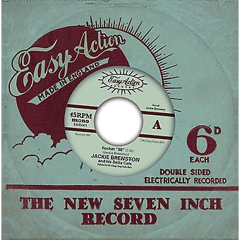 Jackie Brenston And His Delta Cats - Rocket 88 Vinyl