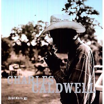 Charles Caldwell - Remember Me [Vinyl] USA import