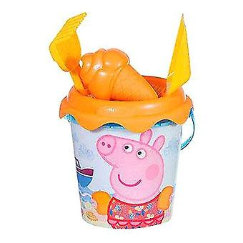 Brinquedos de praia definem Peppa Pig