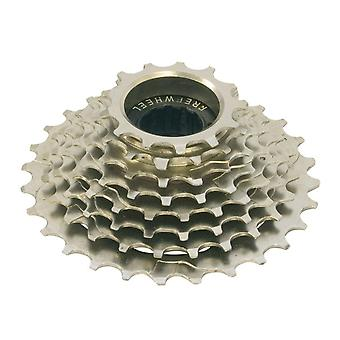 ETC 8 velocidades Freewheel niquelado 13/28T