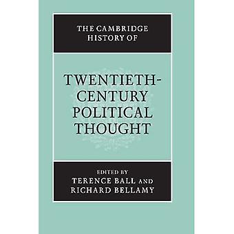 Cambridges historie om det tjuende århundres politiske tanke