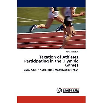 Besteuerung von Athleten, die an olympischen Spielen teilnehmen