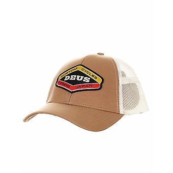 Deus Ex Machina Loco Trucker Hat - Tan