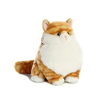 Mundo de Aurora grasa gatos Tabby felpa de Butterball