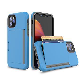 himmelblå sak for iphone 5