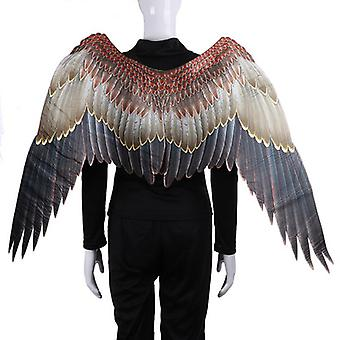 Woven Fabric Festive Party Angel Wings Suitable
