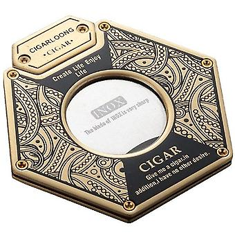 Cigar Cutter Portable Vintage Thin Cigar Scissors For Gift Packaging |smoke  Boxsmoking Cigar