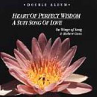 Robert Gass - Heart of Perfect Wisdom/Sufi S [CD] USA import