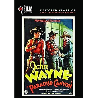 Paradise Canyon [DVD] USA import