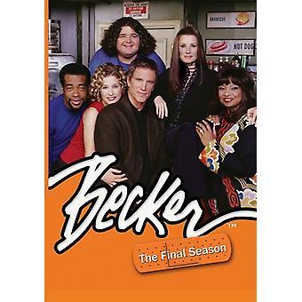 Becker: Final Season [DVD] USA import