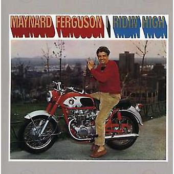 Maynard Ferguson - Ridin ' High [CD] USA import