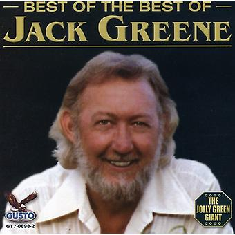 Jack Greene - Best of the Best [CD] USA import