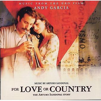 様々 なアーティスト - 愛や国アルトゥーロ ・ サンドヴァル ・ ストーリー [CD] アメリカのインポート