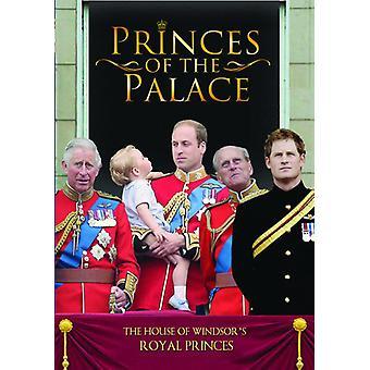 Princes of the Palace [DVD] USA import