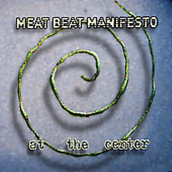 Meat Beat Manifesto - At the Center [CD] USA import