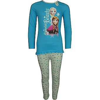 Disney Frozen Elsa & Anna Long Sleeve Pyjamas PH2014