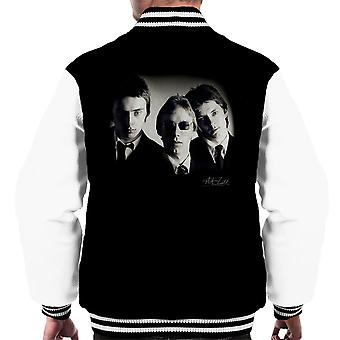 The Jam All Around The World Close Up Portrait Men's Varsity Jacket
