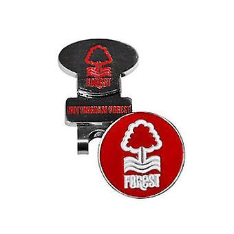 Nottingham Forest Hat Clip & Marker