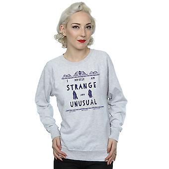 Beetlejuice Women's Strange And Unusual Sweatshirt