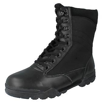 Men's Truka Combat Boots RG-1080
