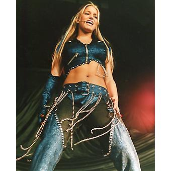 Jessica Simpson Photo - Performing on Stage (8 x 10)