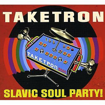 Slavic Soul Party - Taketron [CD] USA import