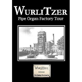 Wurlitzer Orgel Factory Tour [DVD] USA import