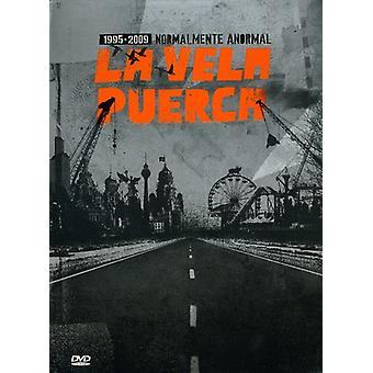 Vela Puerca La - 1995-09 Normalmente Anormal [DVD] USA importere
