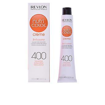 Revlon Nutri Color Creme #400-tangerine 100 Ml Unisex