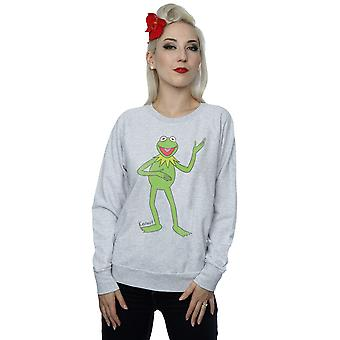 Disney Women's The Muppets Classic Kermit Sweatshirt