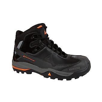 Delta Plus Mens Leather Composite Water Resistant Safety Boots