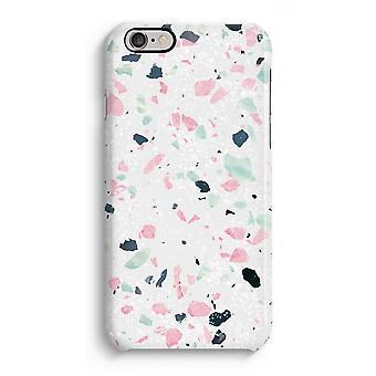 Caso iPhone 6 6s caso 3D (brilhante)-Terrazzo N ° 3