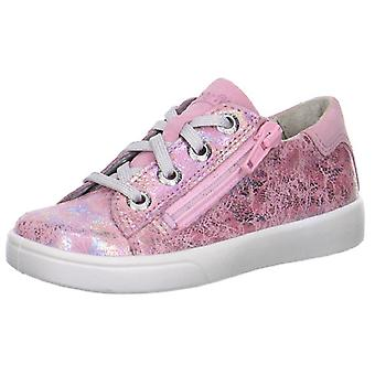 Les filles Superfit Marley 016-61 chaussures Rosa rose