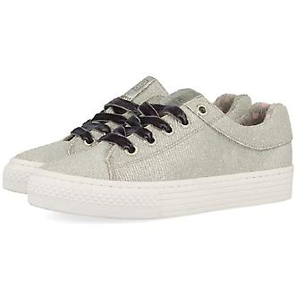 Gioseppo Girls 43946 Canvas Shoes Silver