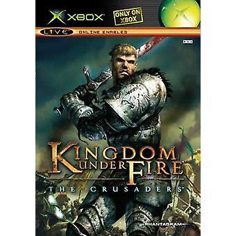 Kungariket under Fire korsfararna (Xbox)-ny