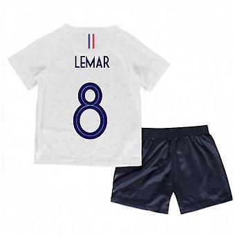 2018-2019 Frankrig lager Nike babysæt (Lemar 8)