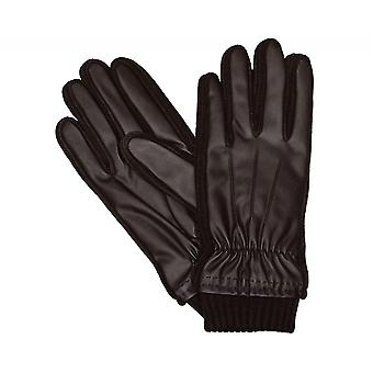 Type of Shaper gloves men's gloves leather winter gloves Brown 3361