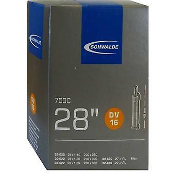 SCHWALBE DV 16 cykel tube 27/28″