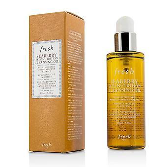 Fresh Seaberry Skin Nutrition Cleansing Oil - 150ml/5oz