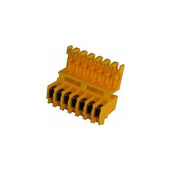 Indesit Motor stekker platte pin
