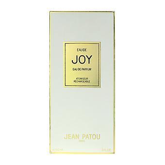 Jean Patou Eau De Joy Eau De Parfum Spray Refillable 2,0 Oz/60 ml em caixa (Vintage)