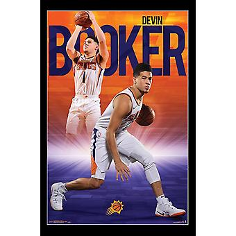 Phoenix Suns - Devin Booker Poster Print