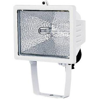 Brennenstuhl H500 Outdoor floodlight HV halogen 400 W R7s White