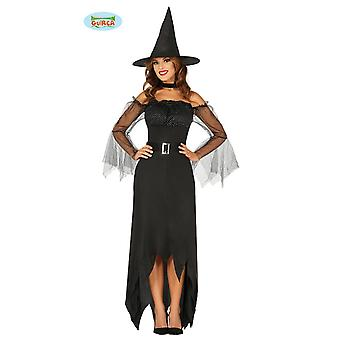 Witch costume Womens Halloween witch women's costume