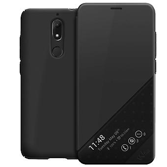 Official Wiko Smart WiLINE Folio, shockproof case for Wiko View Prime - Black