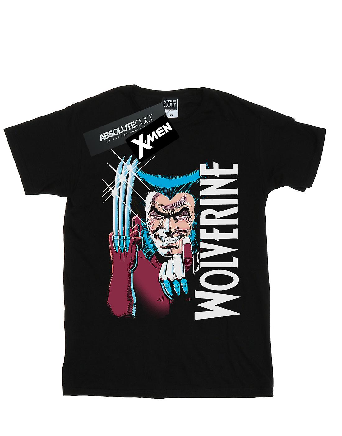 Marvel Men's X-Men Wolverine Come Here T-Shirt