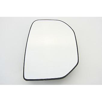Højre spejlglas (opvarmet) & holder til Citroen BERLINGO van 2008-2012
