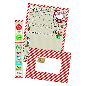 Rachel Ellen kirje joulupukille